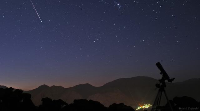 Observando El Cielo Estrellas Y Constelaciones Agrupación