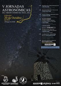 Poster_V Jornadas Astronomicas_2012